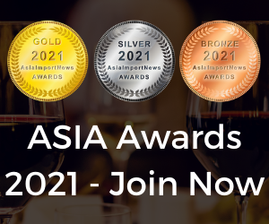Asia Awards 2021 Wines and Spirits